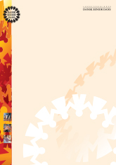 Download word-dokument. Brevpapir med efterårsfarver