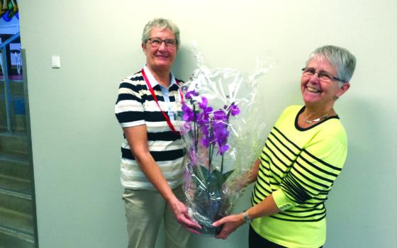 Gerda har ledet seniordans i 10 år