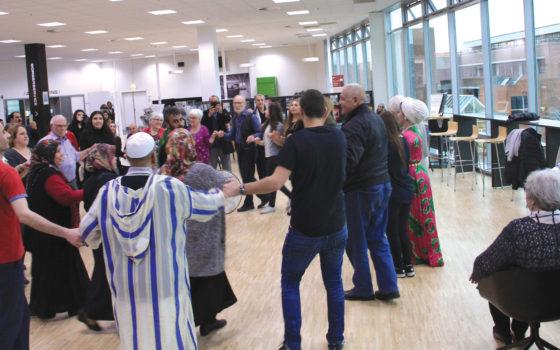 Kulturmøde/Seniordans