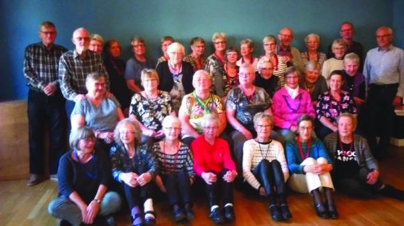 Seniordanserne i Randers har fået deres egen forening