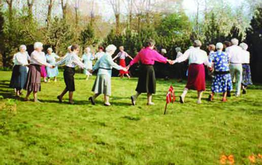 Hørsholm Seniordanserforening fejrer 25 års jubilæum