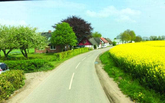 Forårstur til Sønderjylland